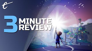 Omno | Review in 3 Minutes (Video Game Video Review)