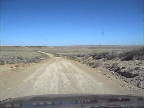 Driving to Chaco Canyon 2