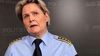 DIREKTE: Politiet holder pressekonferanse om Majorstua-drapet