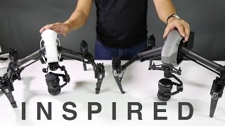 The Digital Circuit - Comparing the DJI Inspire 2 and Inspire 1 PRO
