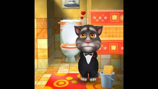 my talking tom went to africa about a week ago