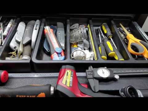 My tool box tour, a little of everything. Craftsman snap on matco Pittsburgh harbor freight husky