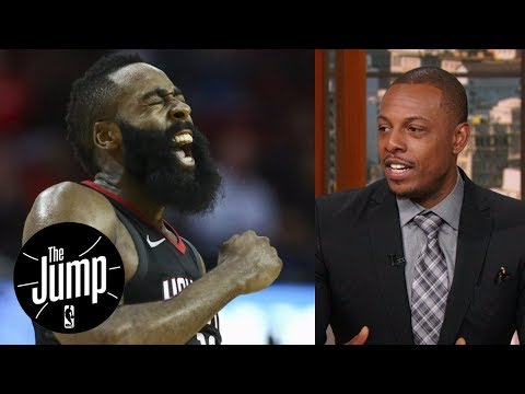 Paul Pierce says James Harden is best NBA player without an MVP | The Jump | ESPN