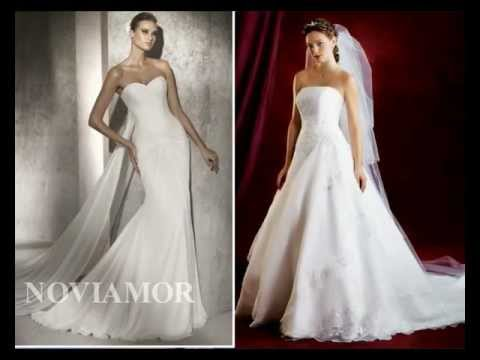 Guide To Choose Wedding Dress For Hourglass Shape - YouTube