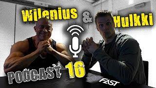 Wilenius & Hulkki PODCAST 16: Olympialätinää ja Q&A