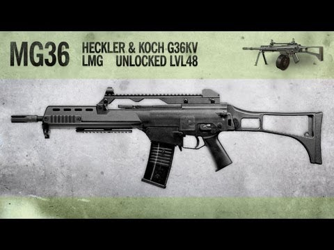 mg36-:-mw3-weapon-guide,-gameplay-&-gun-review