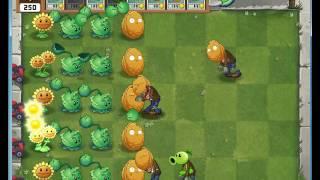 Plants Vs Zombies 2 Pak Mini Games Zombotonay Part 1