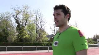 La leçon de Décathlon - épreuve n°2 : le saut en longueur