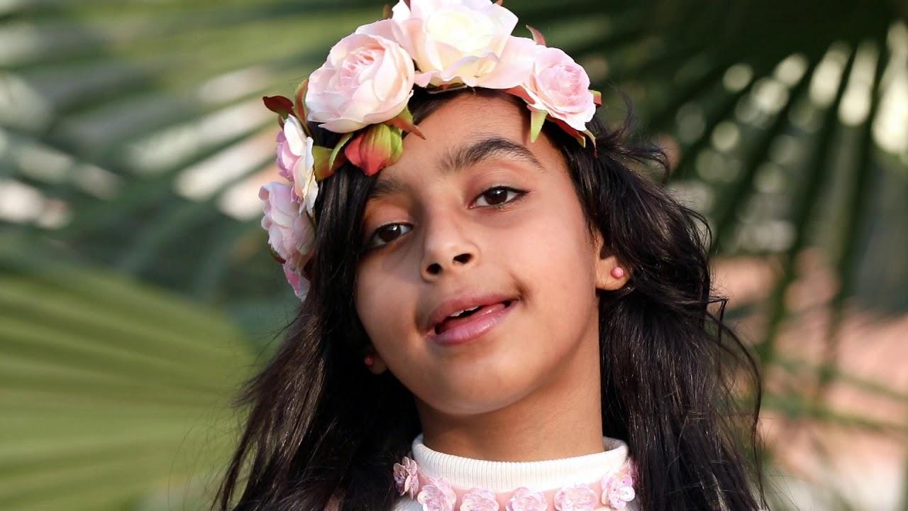 قناة اطفال ومواهب الفضائية كليب هل في سن ها السابعة جوري ابوجبل