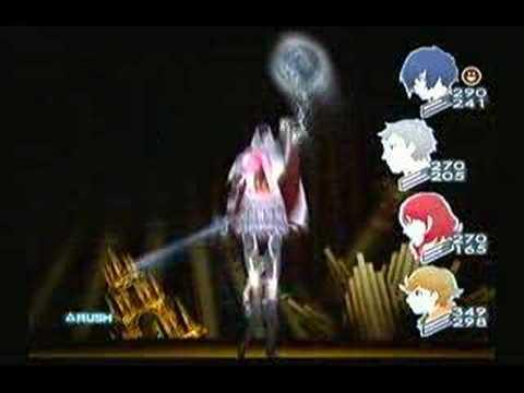 pcsx2 Persona 3 FES ''The Journey'' (Tartarus floor 146 Mini Boss 8