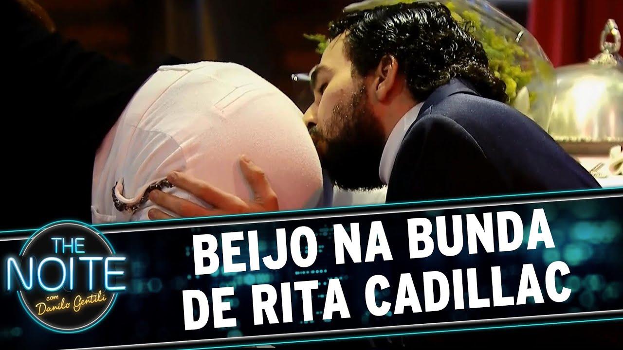 the noite (13/05/15) - murilo beija o bumbum de rita cadillac - youtube