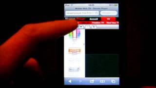 regarder la tl en direct depuis son ipod iphone et ipad