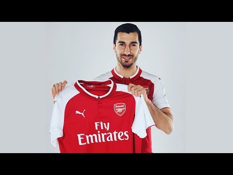 Welcome To Arsenal Henrikh Mkhitaryan!!! | Show Mourinho He's Got It Wrong Again