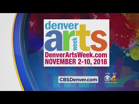 Celebrate All Things Art During Denver Arts Week