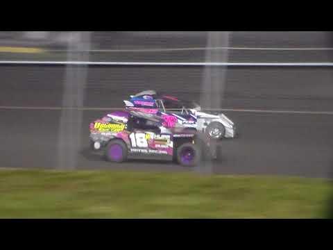 Mod Lite Amain @ Boone Speedway 04/28/18
