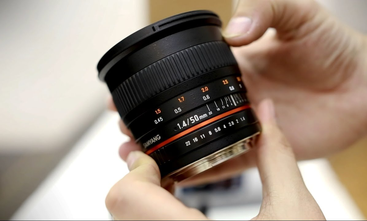 Samyang 50mm F 14 As Umc Lens Review With Samples Full Frame And Nikon Af F14d Aps C Youtube