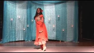 Rafya's Dance with
