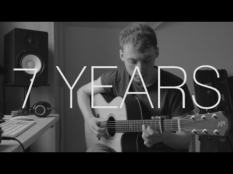 Lukas Graham - 7 Years - Fingerstyle Guitar Cover By James Bartholomew