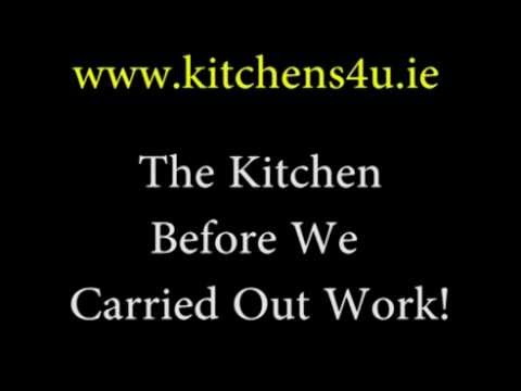 Fitted Kitchens - Spraying Kitchens