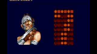 Game Over - Street Fighter II Turbo