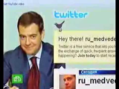 Зачем нужен Twitter? Сюжет НТВ