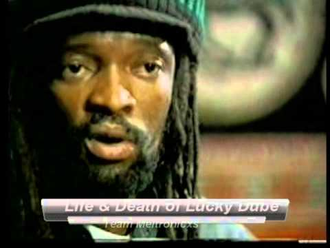 The Life & Death of Lucky Dube