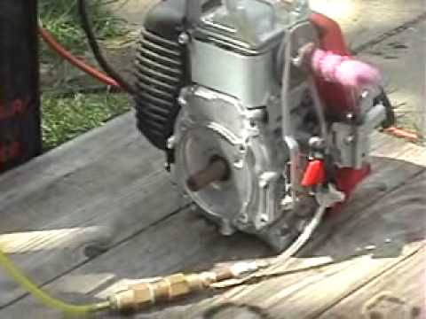 Water Powered Engine Part 2 Youtube