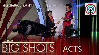 Little Big Shots Philippines: Kyla | Little Miss Magician