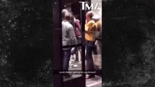 ДРАКА! Джастин Бибер против Боксёра Флойда Мейвезера-младшего