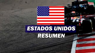LOS TOROS DOMINAN EL RODEO | RESUMEN GRAN PREMIO DE ESTADOS UNIDOS F1 2021