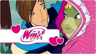 Winx Club - Temporada 3 Episódio  3 - A fada e o monstro