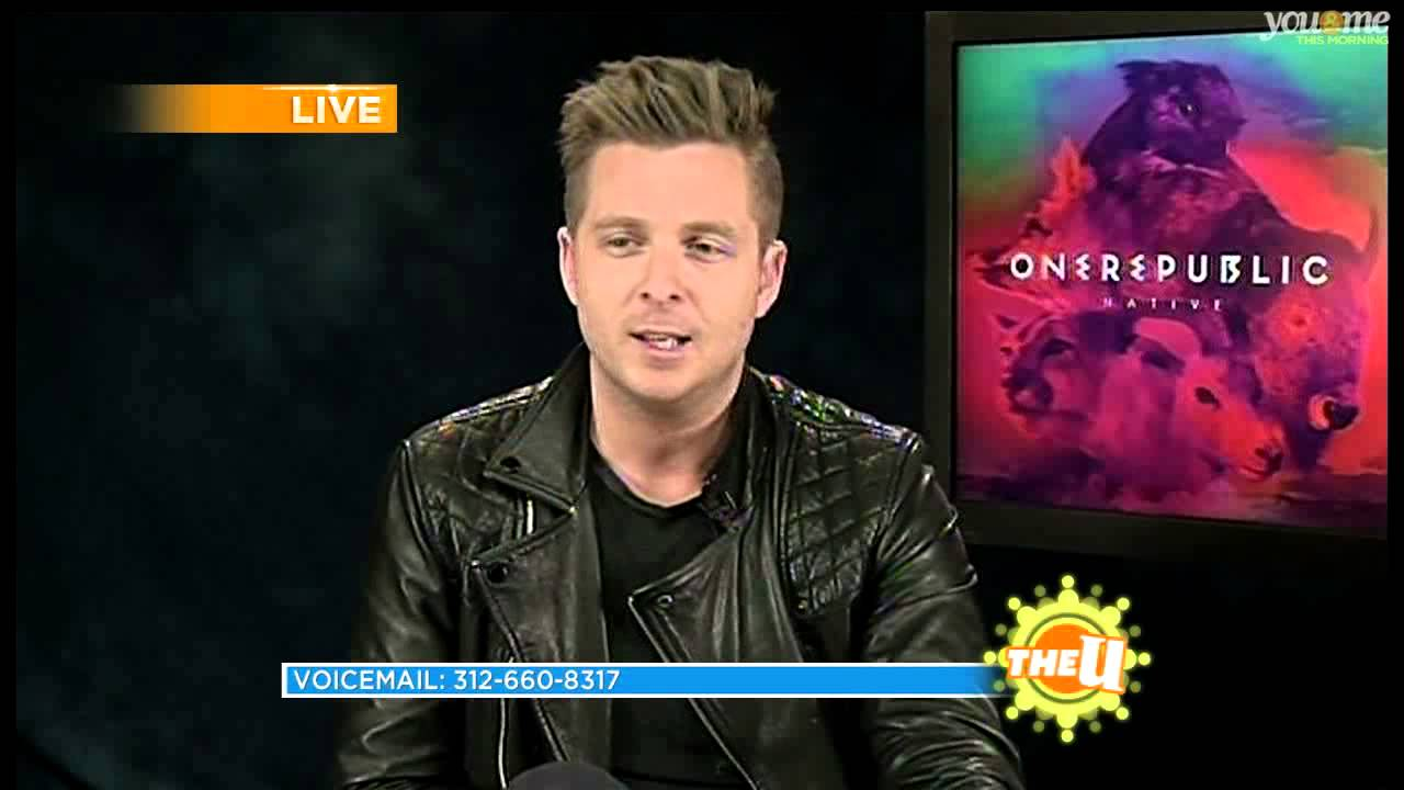 OneRepublic Lead Singer Ryan Tedder  YouTube