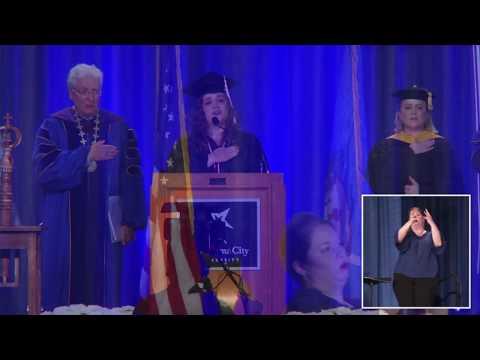 Oklahoma City University 2017 Graduate Commencement