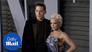Halsey and G-Eazy command attention at Vanity Fair Oscars Bash - Daily Mail Mp3