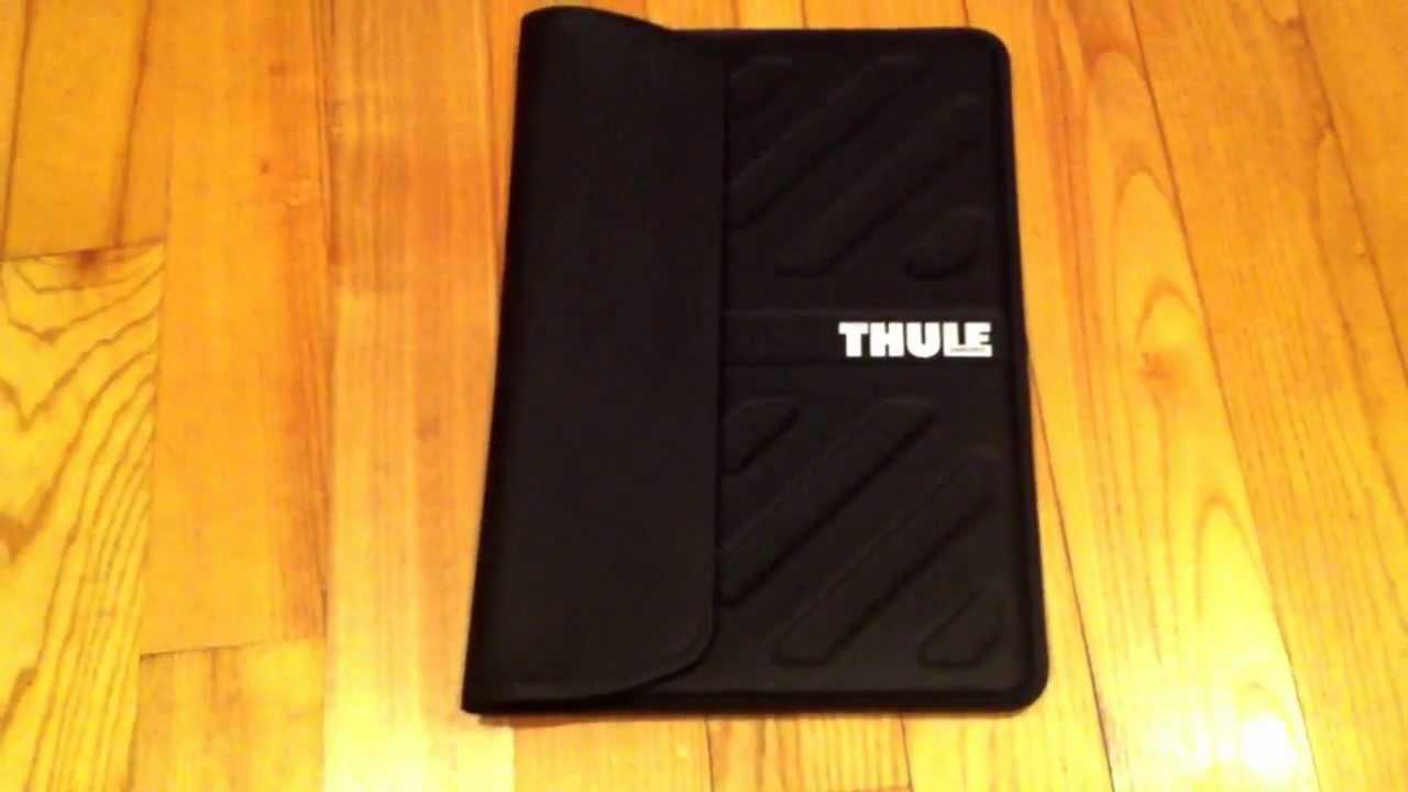promo code 3beed d66b9 Thule Gauntlet MacBook Air Sleeve Review
