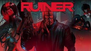 サイバーパンクアクション『Ruiner』ゲームプレイ紹介