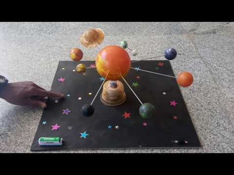 Solar System - 9 Planets