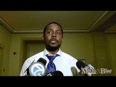 Desmond Howard talks Michigan-MSU