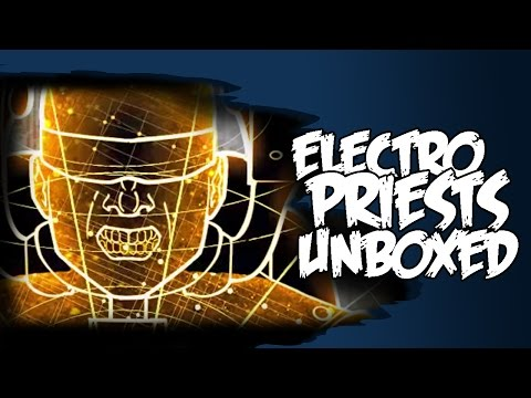 Electro Priests New Cult Mechanicus Unboxing