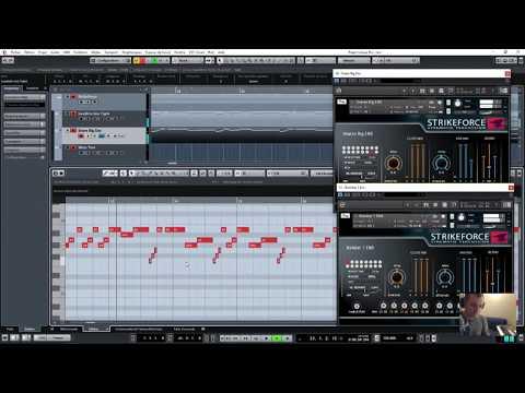 Test des Percussions Strikeforce de LaboratoryAudio