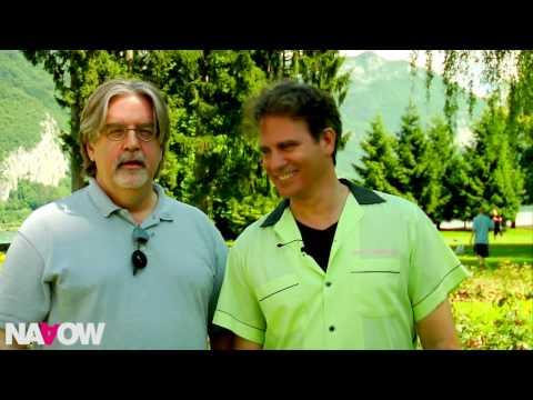 Interview: Matt Groening and David Silverman | www.NAAOW.org