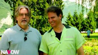 Interview: Matt Groening and David Silverman | www.NAAOW.org