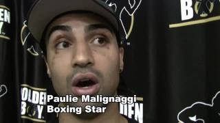 Paulie Malignaggi Breaks Down Khan Vs Maidana