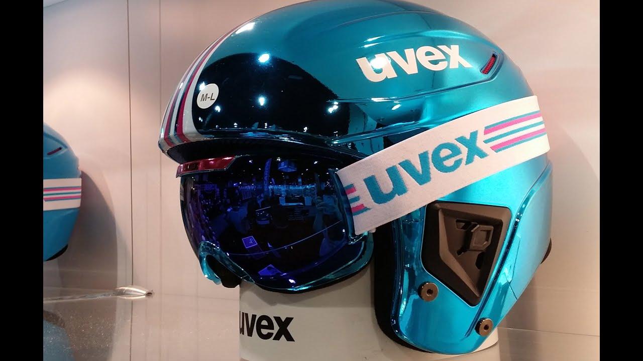 FIS Ski Race Helmet Uvex Race
