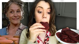 Wie schmecken Carols Rote-Beete-Kekse aus The Walking Dead?
