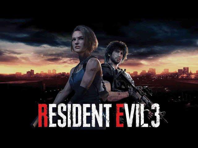 Resident Evil 3 Remake (Nemesis) végigjátszás 2. rész