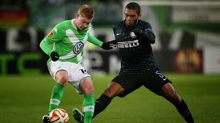 Video Gol Pertandingan Wolfsburg vs Inter Milan