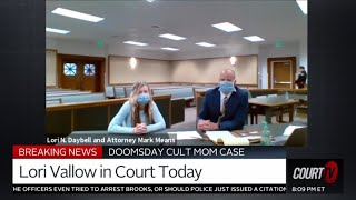 'Cult Mom' Lori Vallow Back in Court For New Charges | Court TV