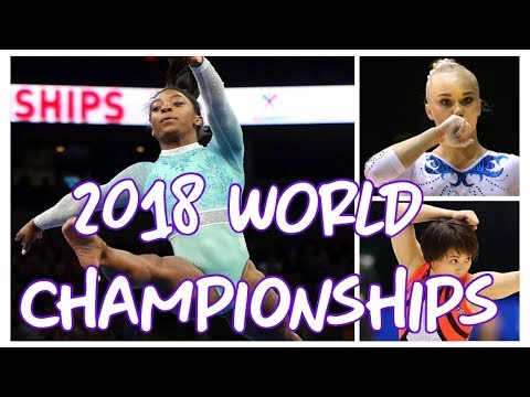 2018 World Gymnastics Championships Preview