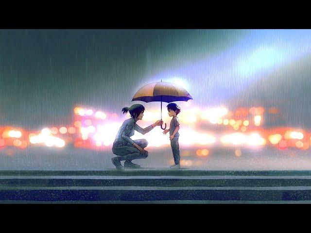8 Hours of Beautiful Sleep Music • Relaxing Piano Music with Rain Sounds